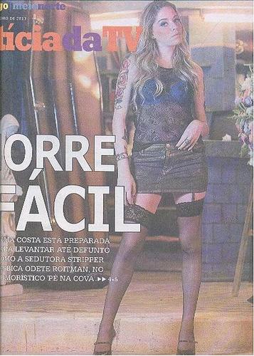 jornal noticia: paloma bernardi / mateus solano / otaviano