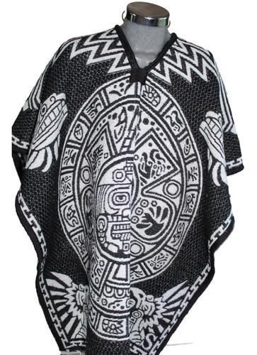 jorongo gabán artesanal mexicano