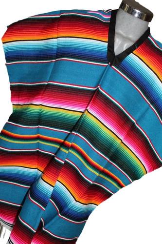 jorongo gabán artesanal mexicano saltillo talla 9-12