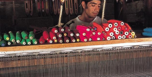 jorongo gabán sarape artesanal mexicano de saltillo