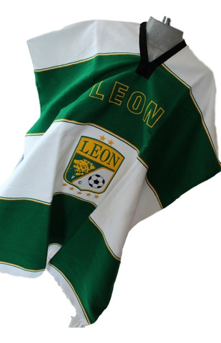 jorongo leon fc liga mx artesanal