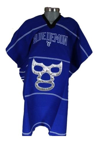 jorongo mexicano luchador artesanal