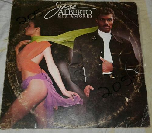 jose alberto el canario/ bailemos otra vez/ salsa/ lp 1989