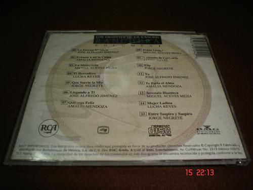 jose alfredo jime-cd-los gigantes de la cancion ranch daa