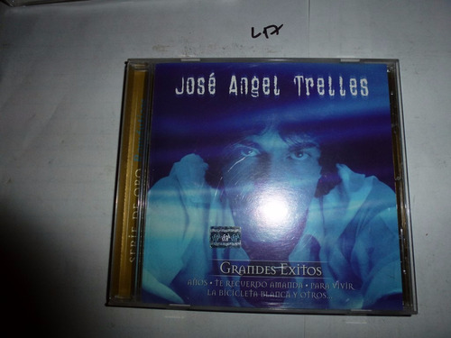 jose angel trelles grandes exitos  audio 2 cd en caballito*