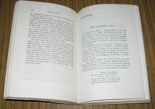 jose asuncion silva : leyendo a silva - tomo i - colombia