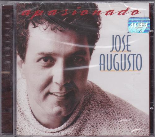 josé augusto - cd apasionado - acústico - 1998 - lacrado