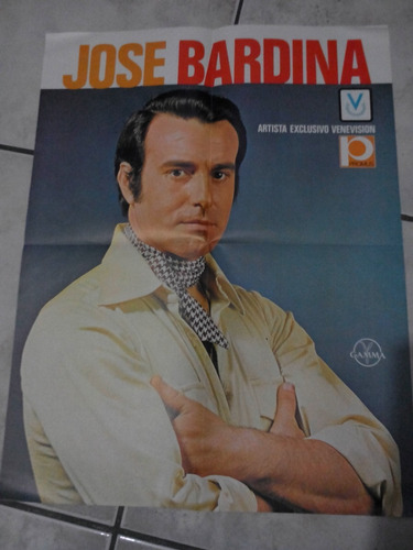 jose bardina lp mis telenovelas 1976. con poster.
