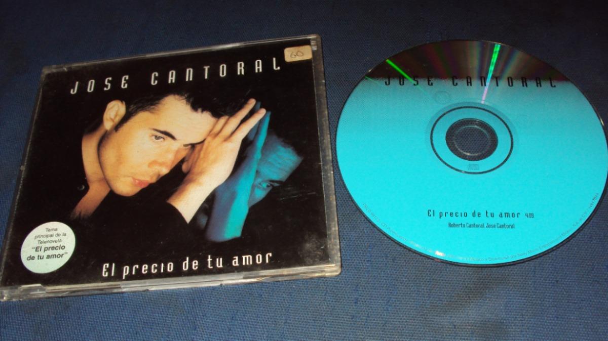 713c1d0e12 jose cantoral cd sencillo el precio d tu amor telenovela op4. Cargando zoom.