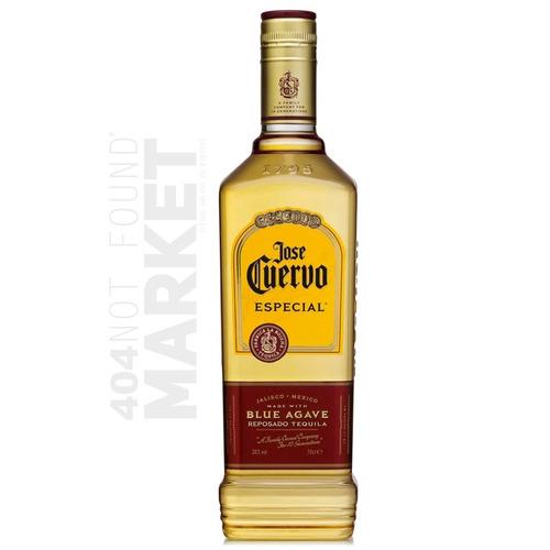 josé cuervo . tequila . reposado . 750 ml.