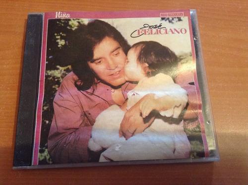 josé feliciano niña cd álbum