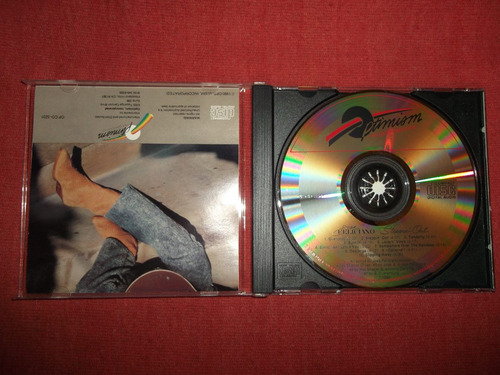 jose feliciano - steppin' out cd usa ed 1990 mdisk