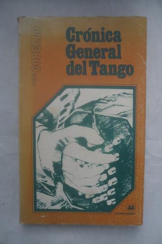 josé gobello - crónica general del tango