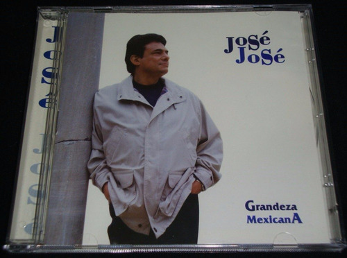 jose jose 25 años grandeza mexicana cd  ed 1994 c/cancioner0