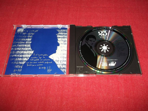 jose jose - aniversario vol.1 cd nac ed 1990 mdisk