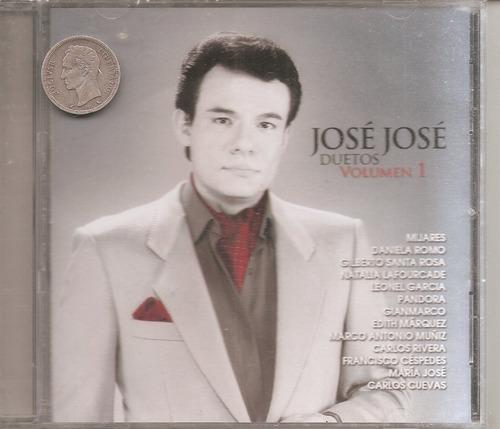 jose jose - cd original  - un tesoro musical