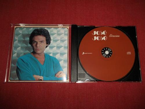 jose jose - gracias cd nac ed 1998 mdisk