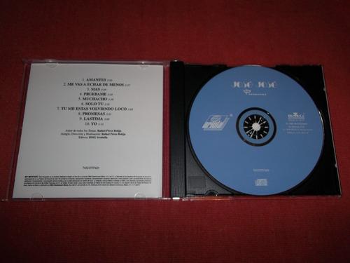 jose jose - promesas cd nac ed 1998 mdisk