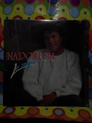 josé ma. napoleón lp el amigo 1989