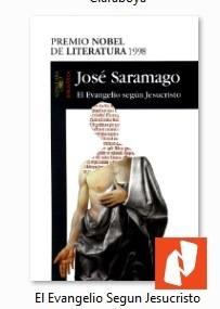 josé  saramago el evangelio según jesucristo + 20 libros