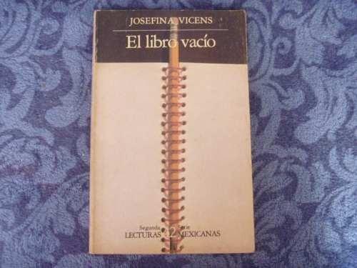 Josefina Vicens, El Libro Vacío, Secretaría De Educación