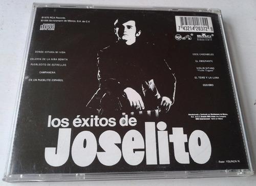 joselito los exitos cd 1996 ver detalles
