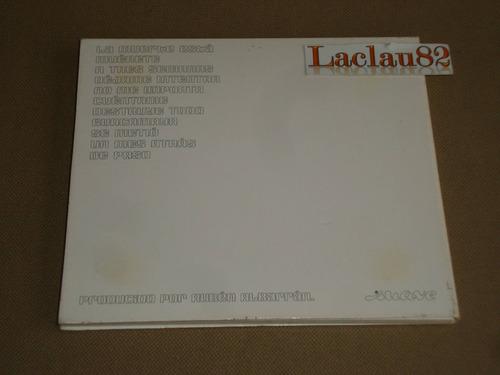 joselo oso 2001 suave records cd digipak