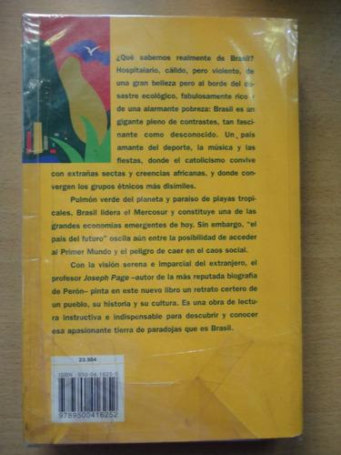 joseph a. page - brasil el gigante vecino - emecé