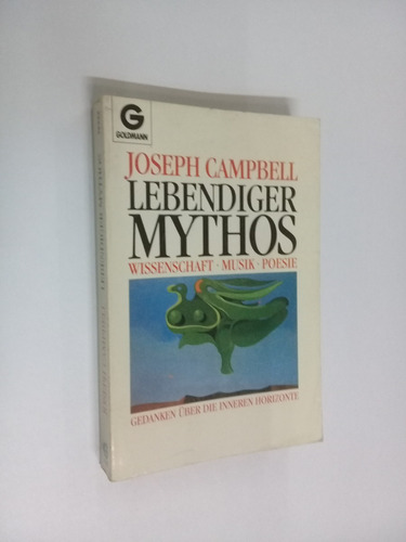 joseph campbell lebendiger mythos - en aleman