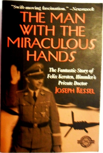 joseph kessel the man whit the miraculous hands usado