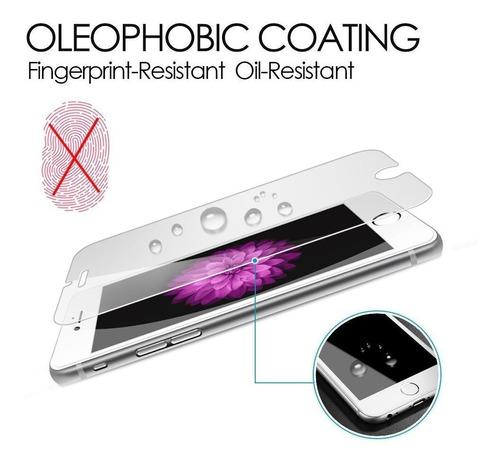 josi minea x 3 pcs apple iphone 6 plus vidrio templado sc