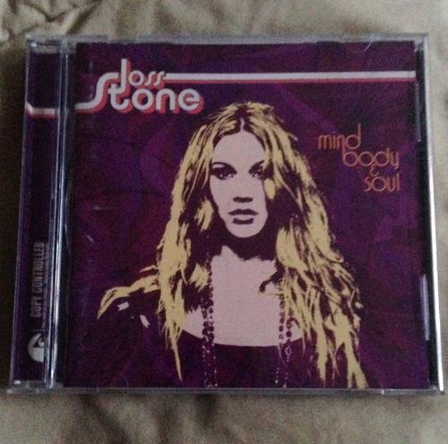 joss stone mind soul and body cd