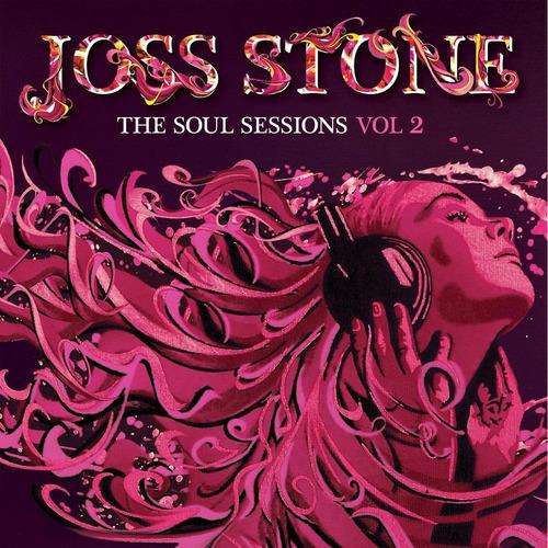 joss stone - the soul sessions vol 2 deluxe [cd] importado l