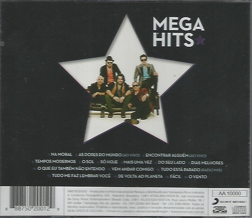 jota quest - mega hits