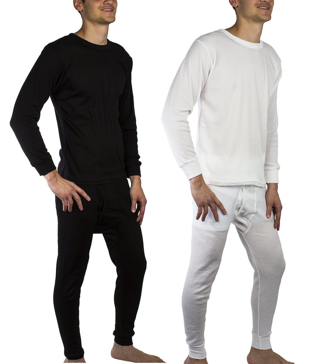 7e43199b2 jotw 2 conjuntos de ropa interior térmica para hombres co. Cargando zoom.