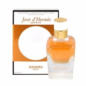 43eaaa68ee2 Jour D hermès Absolut Feminino Eau De Parfum 50ml - R  369
