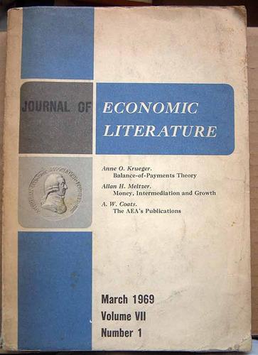 journal of economic literature, krueger y otros