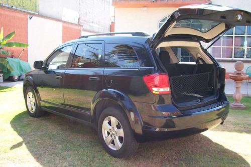 journey 2011 equipada