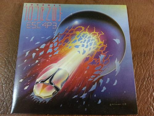 journey - escape cd