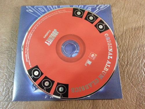 journey - frontiers cd
