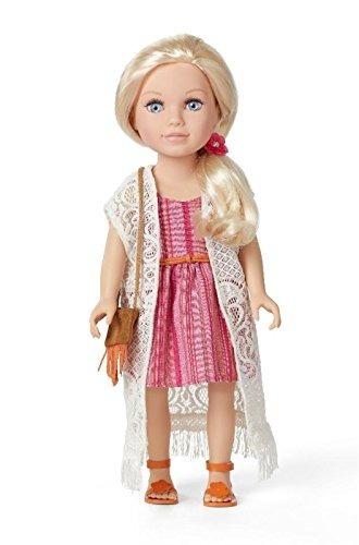 journey girls ilee doll con el paquete de accesorios de moda