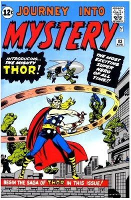 journey into mystery vol 1 cómics digital español