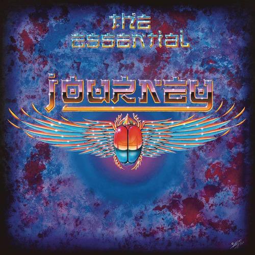 journey the essential journey importado cd x 2 nuevo