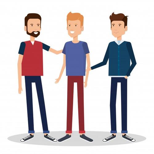 jovenes estudiantes empleo varones   oferta trabajo x 8 dias