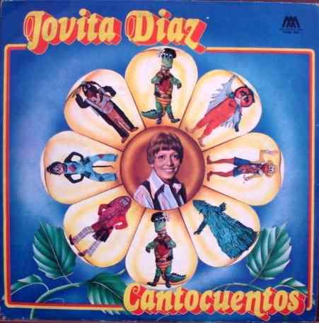 jovita diaz - cantocuentos - lp 1976 - margarito terere!!!