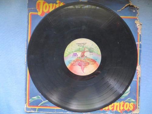 jovita diaz cantocuentos vinilo lp microfon 1976