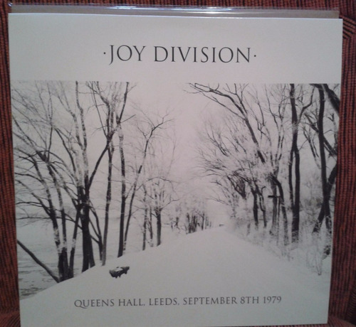 joy division - queens hall   new order / bauhaus / the cure