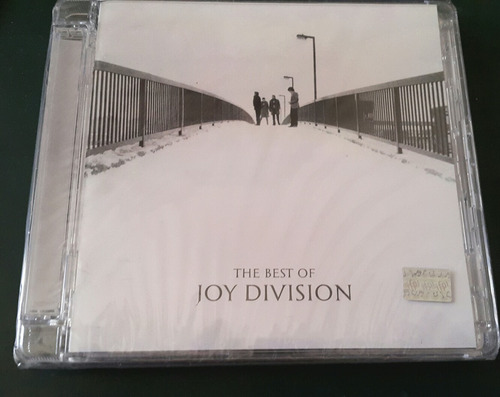 joy division - the best (2cd nuevo sellado)