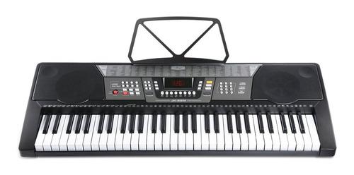 joy jk-66m 61-key simulation piano kit de teclado electró