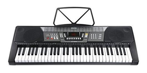 joy jk66m 61key simulation piano kit de teclado electronico